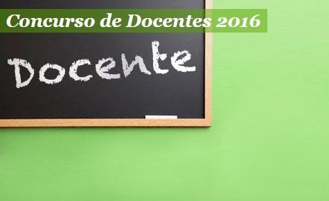 concurso 2016