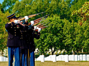 Military Pride and Tradition - Changing of the Guard (3/3)