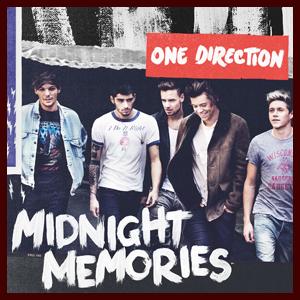 Midnight Memories Album Cover