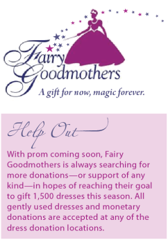 Fairy Goodmothers, Help out