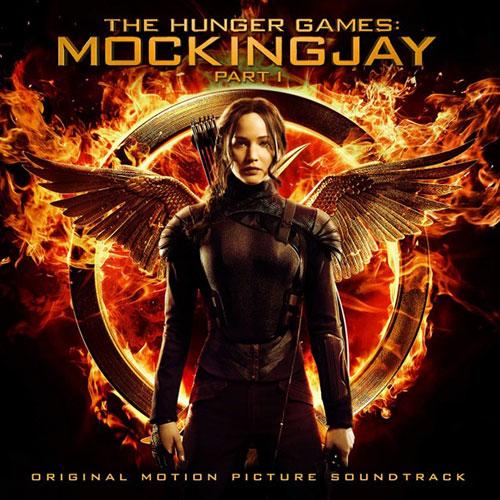 Movie Poster for Mockingjay Part 1, courtesy Lionsgate Studios