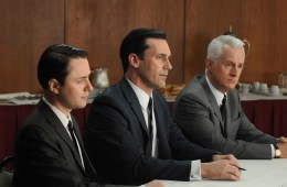 Still from critically-acclaimed television series Mad Men.