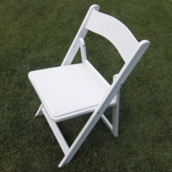 Folding Chair Rental Chicago Elite Massage Chairs Party On Rent Wedding White Resin Padded