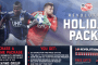 New England Revolution Holiday Ticket Pack available to ASC members