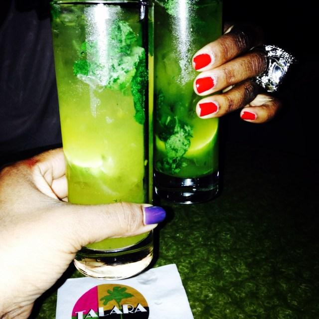 Talara Cocktails