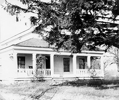 The Kingsley House in 1913