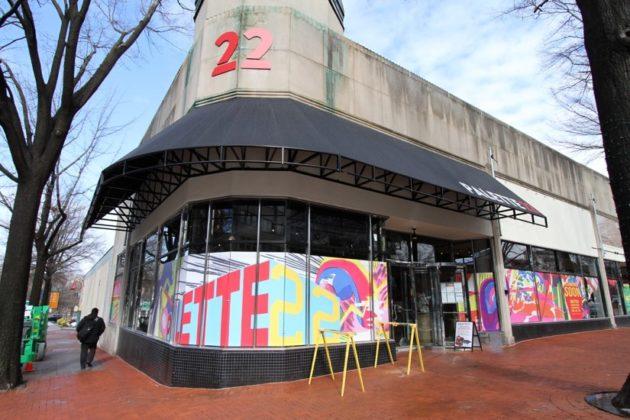 Palette 22 Set To Open Next Week In Shirlington Arlnow Com