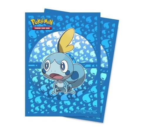 Pokemon Sleeves - Galar Sobble (65 stuks)