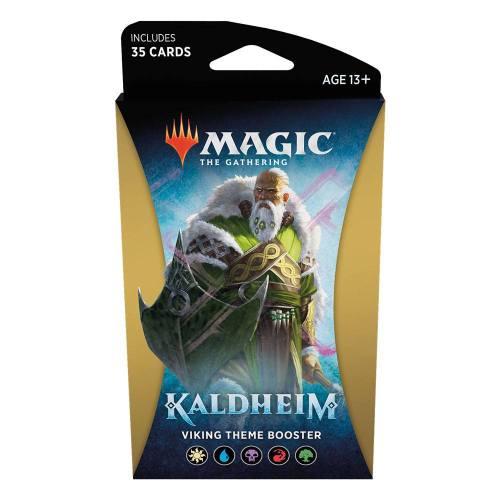 Magic-the-Gathering-Kaldheim-Viking-Theme