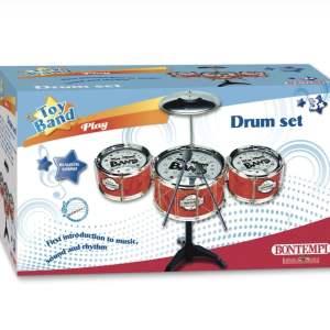 Drumstel Bontempi Play 4-delig