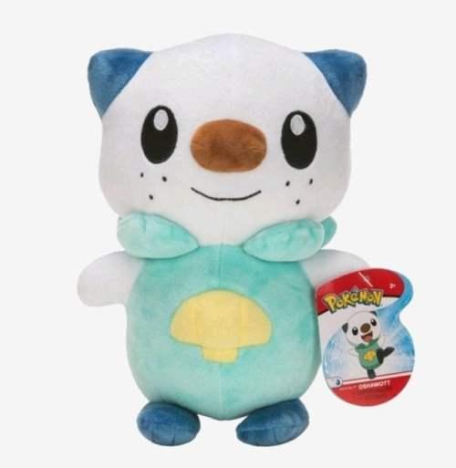 Pokemon Oshawott Pluche knuffel 20cm