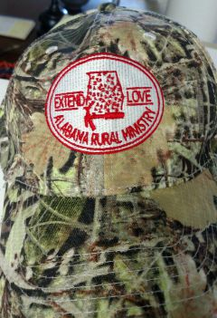 Extend Love Camo Hat