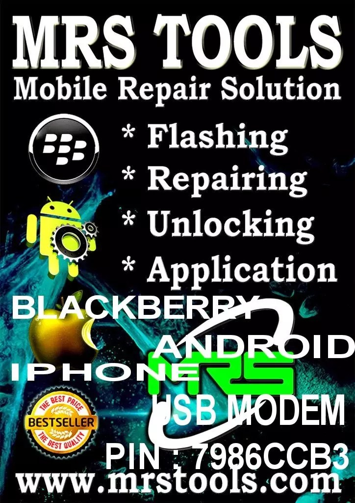 MRS TOOLS-Mobile Software-Unlock / Flash and More