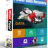 MiniTool Power Data Recovery 7.5 Business Standard / Deluxe / Enterprise / Technician