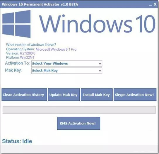 Windows 10 Permanent Activator Ultimate 2.0 is Here ! [LATEST]