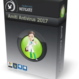 NetGate Amiti Antivirus 24.0.240.0 on 10/06/2017