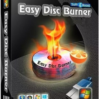 Soft4Boost Easy Disc Burner