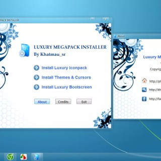 Ghost Windows 7 Ultimate Luxury Edition X64 By Khatmau_sr - 2017