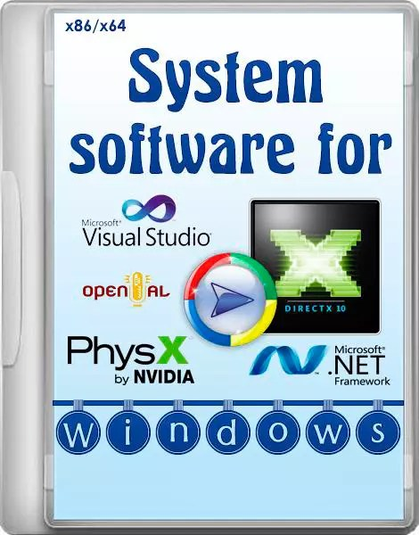 System Software Pack For Windows 3.1.5 -2017