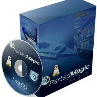 Parted Magic 2017 Boot ISO - (Partition - Clone - Rescue Tool)