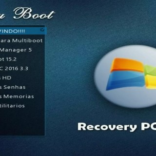Multiboot Recovery PC 2017.1 ISO + Hairen Boot 15.2 By Euler