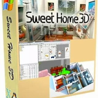 Sweet Home 3D 5.6 for Windows / 5.6.1 macOS
