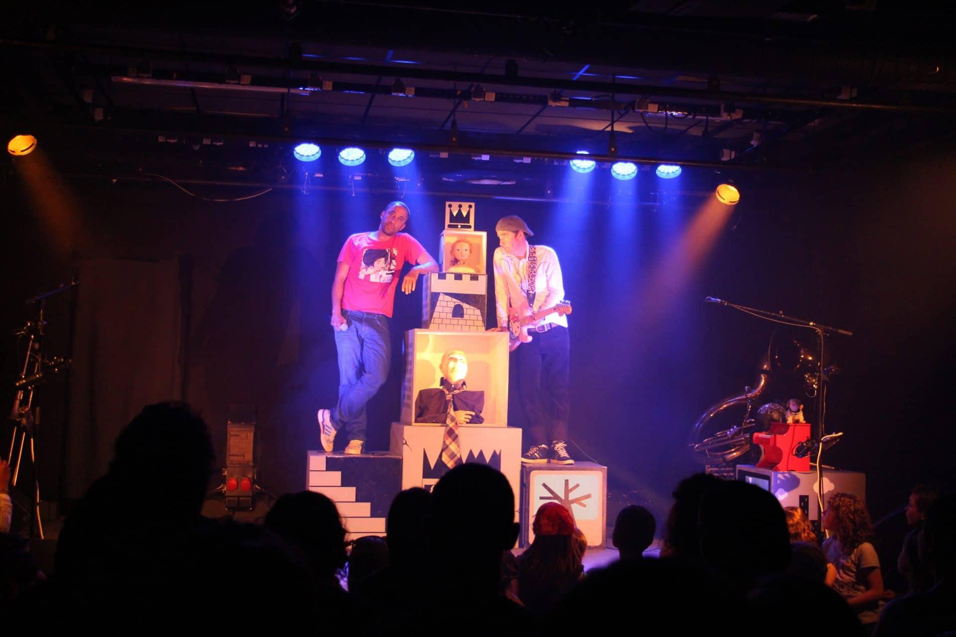 Photo Soul Béton sur scène