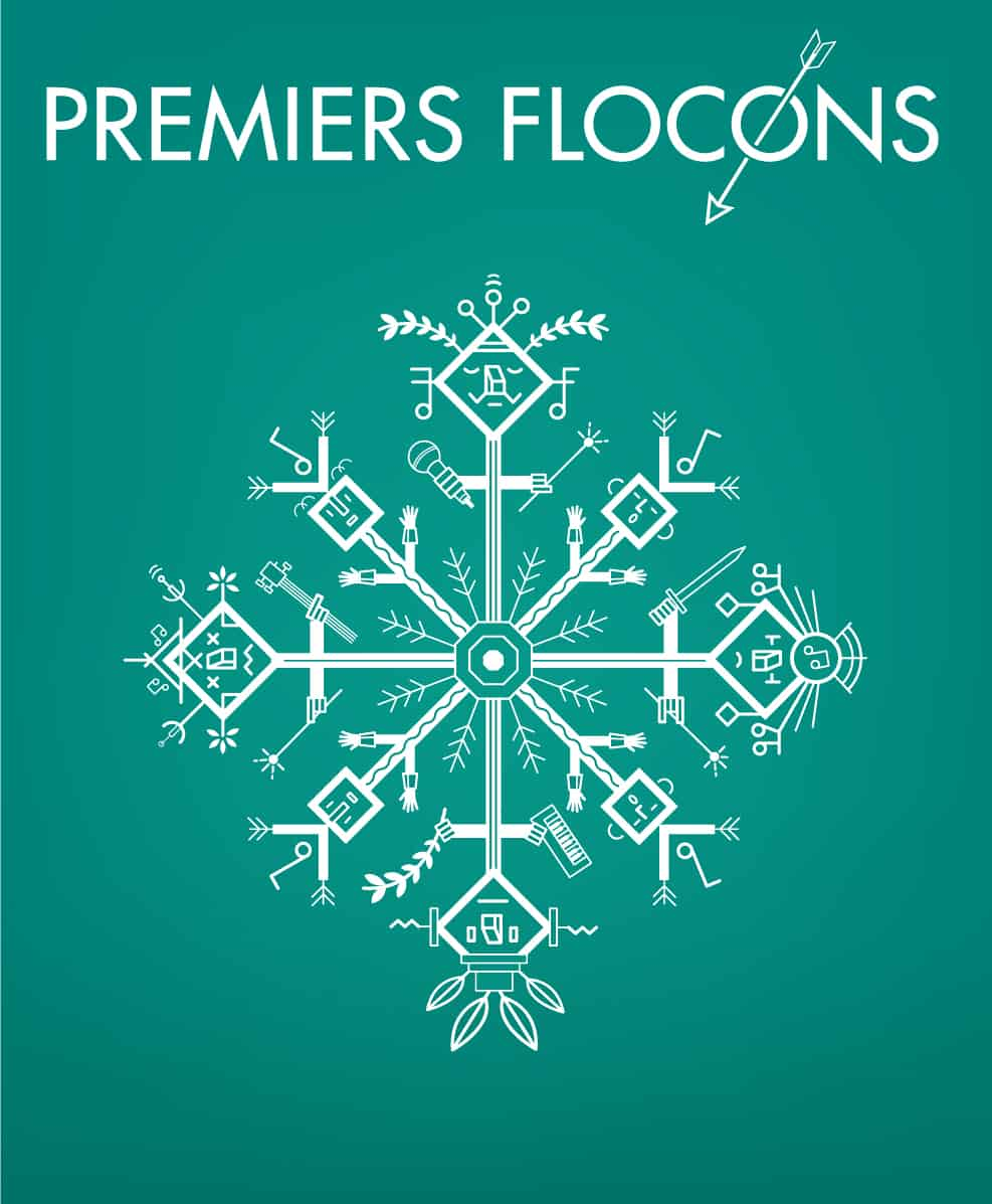 Visuel Premiers Flocons par Guillaumit