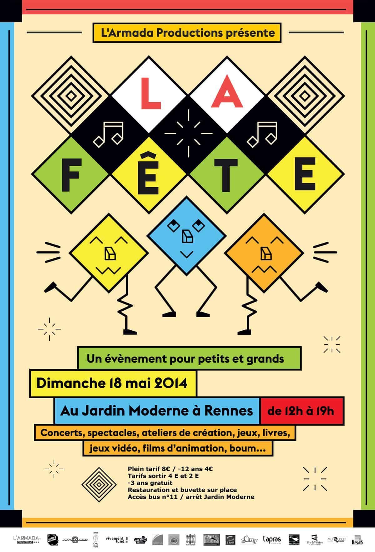 Photo de l'affiche de La Fête #4
