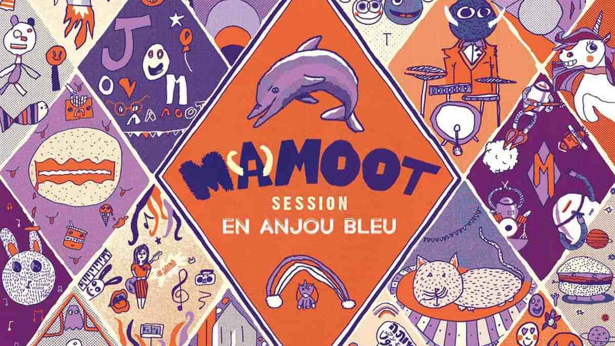 Visuel Mamoot - Session en Anjou Bleu avec les élèves