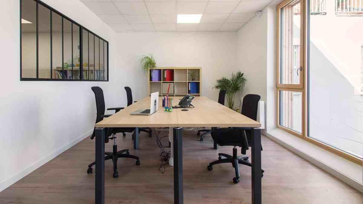 Photo espace coworking - La Casba