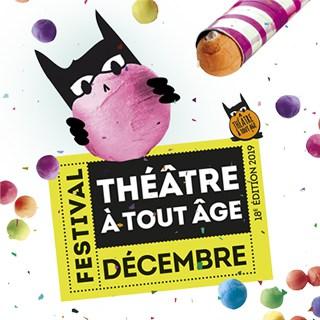 Illustration Festival Théâtre à tout âge