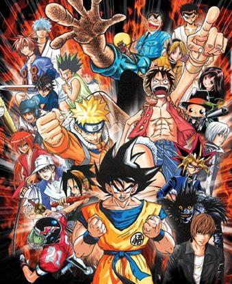 Visuel Manga