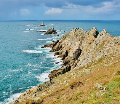 Photo de la Pointe du Raz - Illustration Mercredi !