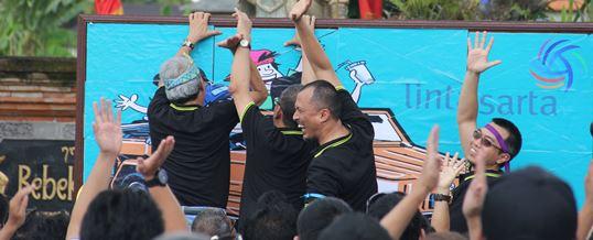 Gathering di Bali LTP 25062016