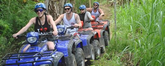ATV di Bali - Bali Taro Adventure