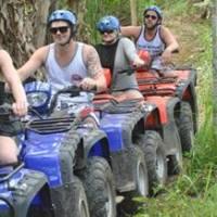 ATV di Bali - Bali Taro Adventure Trip