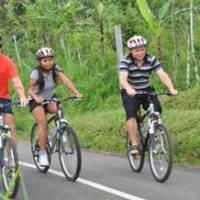 Cycling di Bali -  Kintamani to Ubud Trip