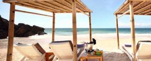 Outbound Pantai Jimbaran - Ayana Resort