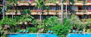 Outbound Pantai Jimbaran - Sari Segara Resort & Spa