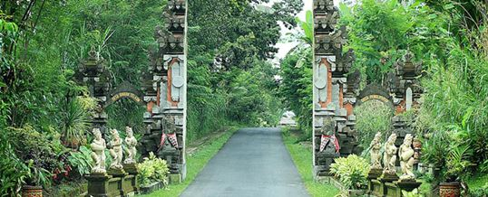 Outbound Bangli Bali Desa Pengelipuran