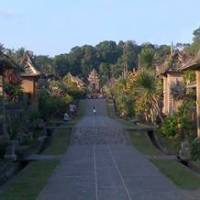 Outbound di Bali - Desa Tradisional Penglipuran Bangli