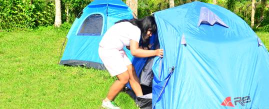 Camping di Bali – Luwus Camp