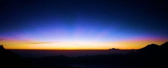 Trekking di Bal Mount Batur Trekking Sunrise N