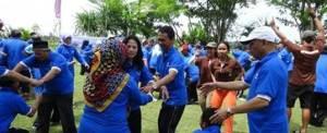 Amazing Race di Bali - Trekking 012015