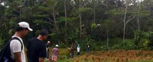 Amazing Race di Bali - Trekking 042015