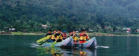 Canoeing di Bali