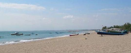 Outbound di Bali - Pantai Jerman Kuta