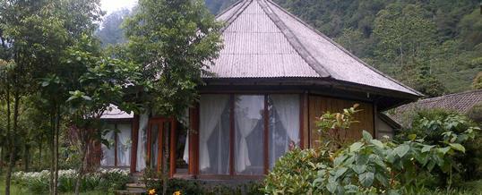 Paket Outbound di Bali - Bedugul Wana Villa