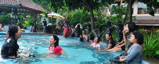 Paket Outbound di Bali Toya Devasya New 2015
